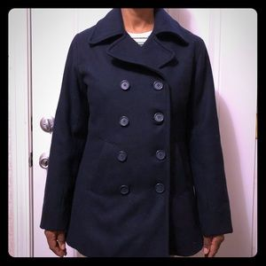 New George Pea Coat